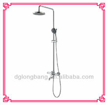 2013 Dual-function shower set oval rain shower head