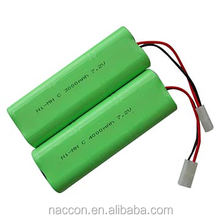 7.2V SC1800mAhd Ni-MH Rechargeable Battery for Power Tools