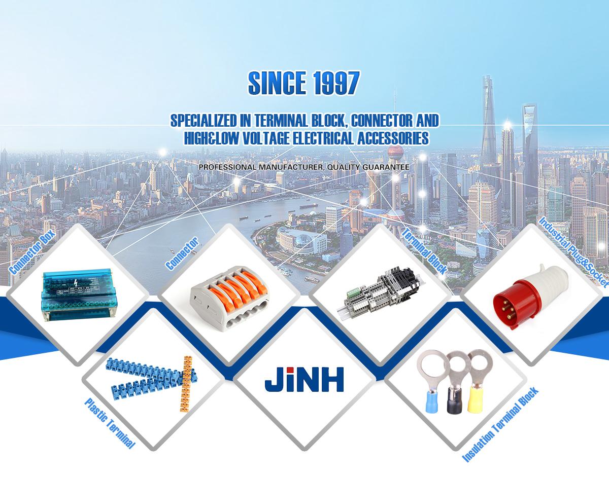 Zhejiang Jinghong Electric Co., Ltd. - Terminal block, Piercing ...