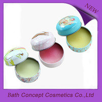 Eco-Butter Lip Balm Container/Safe Lip Balm