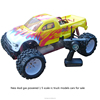 New 4wd gas powered 1 5 scale rc truck models cars for sale