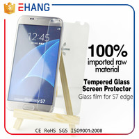 OEM / ODM 9h 0.33mm Anti fingerprint tempered glass protective film for mobile phone