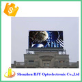 Alibaba express p6 RGB outdoor advertising led display screen
