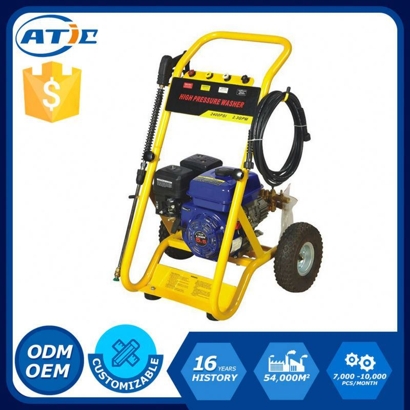Specialized Moving Electric Jet Pressure Washer Elegant Top Quality