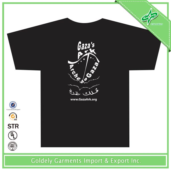 2014 Newest Fashion Printed T-shirt Price In Singapore
