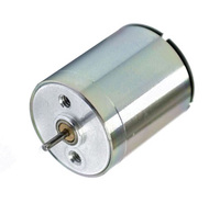 16mm Graphite Brush Commutation Structure Precision DC Coreless Motor