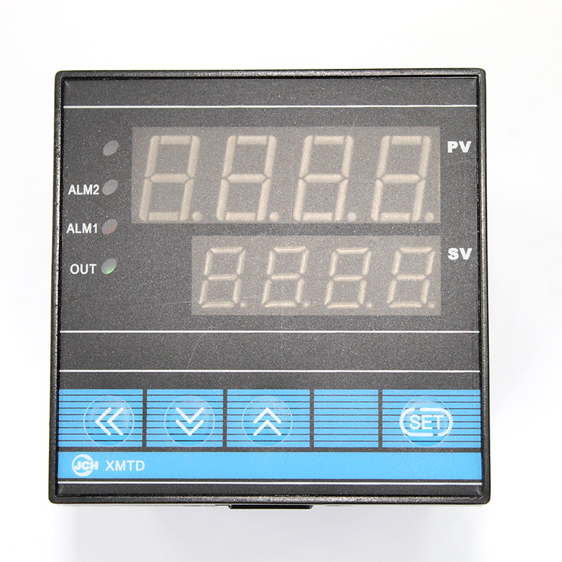 Intelligent digital temperature measuring instrument