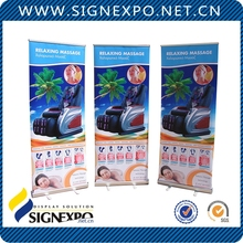hand held roll up banners
