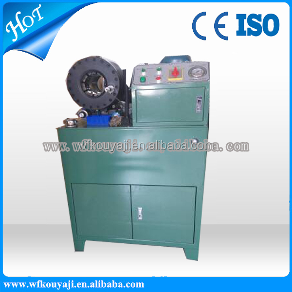 crimping tools hydraulic hose crimping machine for air suspension