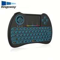 Wired Blue LED Colorful backlight Gaming Laser USB Keyboards Leather Case With H9 Keyboard For 9.7 inch Tablet PC