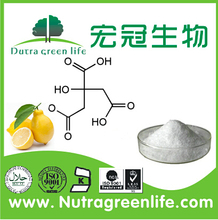 Axit Citric (CAS No.77-92-9), Hydrogen citrate, E330