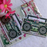 Eco-friendly Hanging Paper Car Air Freshener Buying On Line