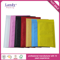 Decorative bubble mailers in sizes #00 and #000