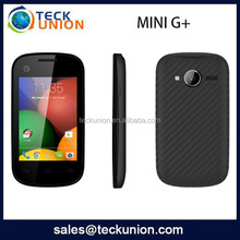 mini G+ factory price 3.5inch android 4.2 with wifi mobile