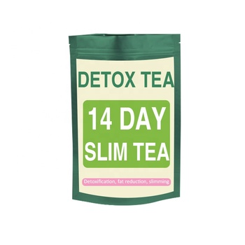 Wholesale Private Label Detox Tea 100% Natural Herbal Teatox