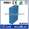 SE40Ah lithium battery for electric vehicle or motor/slide board vehicle