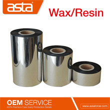 Compatible for Ricoh Wax/Resin Mix thermal transfer ribbon for Zebra printer