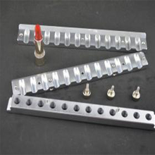 China Wholesale High Quality Beautiful Cosmetic Injection lipstick Tube Molds