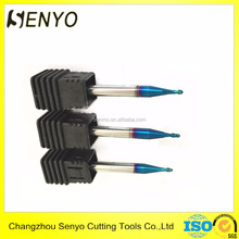 Senyo Ball Nose Drill Bit For Wood/Carbide Stainless Steel Ball Mill Tools