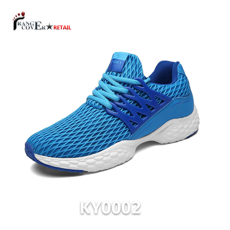 Fashion Style High Quality Breathable Mesh Upper Badminton/Tennis Sports Shoes