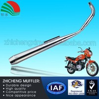 Cheap Low Price 90CC Motorcyle Exhaust Muffler
