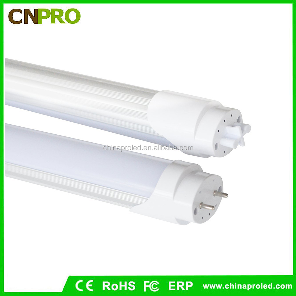 High quality led tube light 1200mm 16/18w light AC85-265v voltage led light