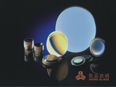 AR coating glass lens 1mm borosilicate glass manufacturing raw material