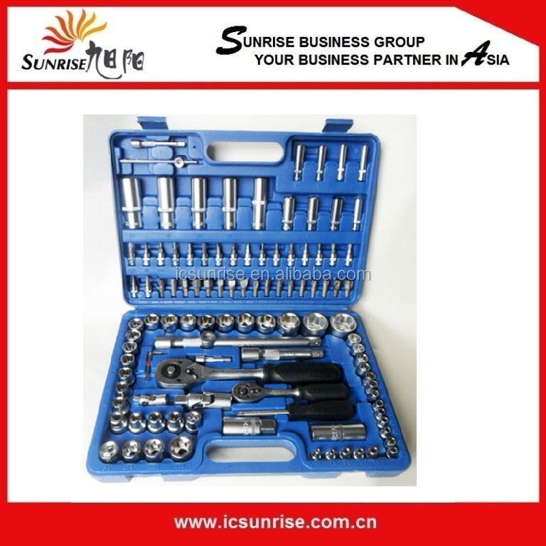 108pcs Socket Wrench Set