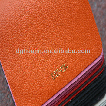 synthetic shoes upper PU leather