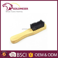 Wholesale bristle brush handheld cleaning brush shoe polish brush