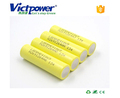 Authentic! Li-ion rechargeable battery 20A 2500mah 3.6V with ICR18650HE4