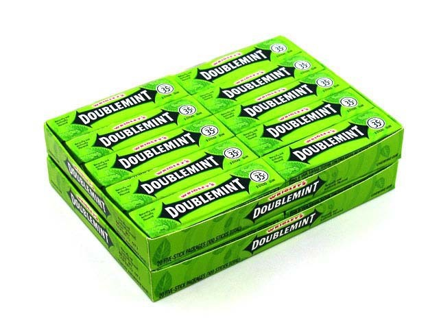 the price strategy of wrigley chewing gum The first product that is to be launched is a chewing gum called chew-den which india like wrigley's and perfetti but our new the product price is.