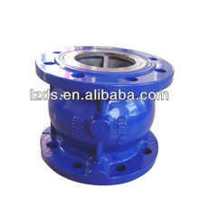 Silent Globe Check Valve with Waterworks