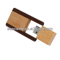 2013 new products high quality wood usb card wholesale