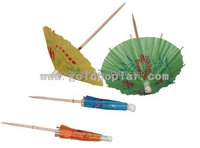 factory stocked hot sale parasol picks