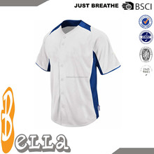 Baseball Jerseys Wholesale with BSCI Certificates