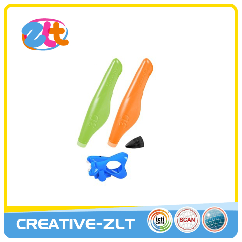 Creative toy intelligent magic drawing 3d printing pen