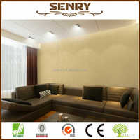 fireproof hotel wallpaper bamboo wall decoration