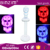 Anti-aging Wrinkle Remove Rejuvenation PDT Machine Photon Therapy Face Lifting LED Facial Mask