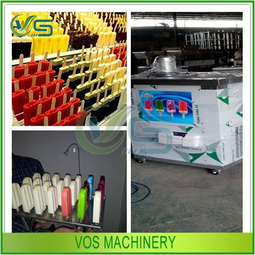 Ice lolly machine/ popsicle making machine/ Utmost output ice lolly tube filling machine sale price