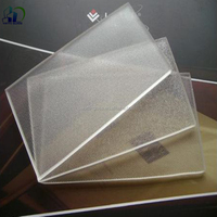High Strength Thermal Stability 4mm Tempered Solar Float Glass