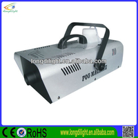 Stage effect equipment series DMX 512 1500w fog machine with IR control