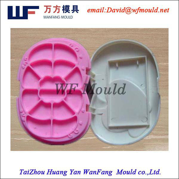 2014 New type plastic injection soap box mould