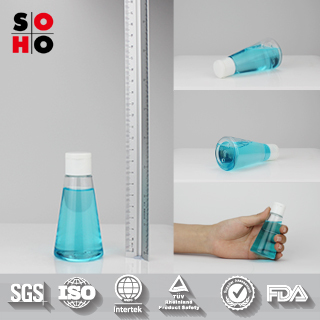 Exquisite High Quality Clear PET Plastic Bottle