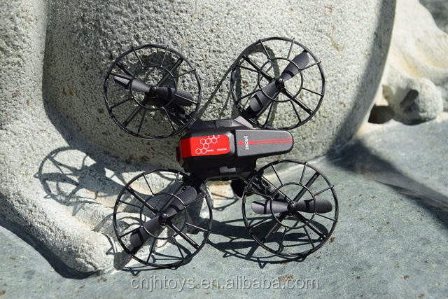 !!New Arriving RC Drone 2.4G 4CH DIY MINI DRONE WITH 0.3MP WIFI CAMERA & ALTITUDE HOLD