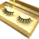 New Products 3D Mink Lashes Magnetic Custom Eyelash Packaging Box with Private Your Logo