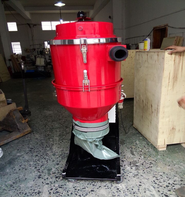 ASL-V4000 4KW Big power Industrial Vacuum Cleaner with Inverter