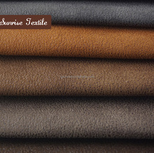 China supplier directory tear resistant upholstery fabric/synthetic suede durability