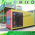 Beautiful prefab temporary container kit homes for hotel,kit homes modern