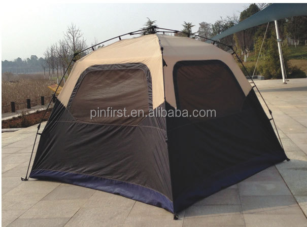 Waterproof 6 Person Family Camping Instant Tent